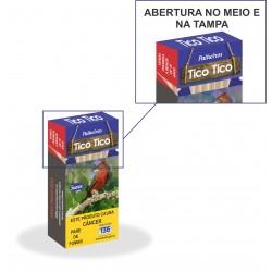 CAIXA BOX P/ 20 CIGARROS - PLÁSTIFICADA - 20.000 UND - 4X0 - 9,2X4,2X1,6