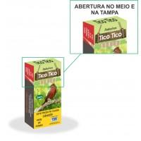 CAIXA BOX P/ 20 CIGARROS - PLÁSTIFICADA - 5.000 UND - 4X0 - 9,2X4,2X1,6