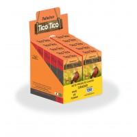 DISPLAY BALCÃO P/ 10 MAÇOS - BOX - PLÁST.- 500 UND - 4X0 - 9,2X9,8X8,9cm