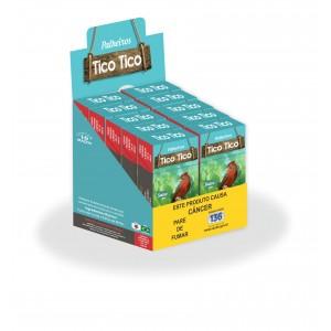 DISPLAY BALCÃO P/ 10 MAÇOS - BOX - PLÁST.- 2000 UND - 4X0 - 9,2X9,8X8,9cm