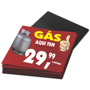 ÍMÃ DE GELADEIRA - 48X53MM - 3.000 UNID.